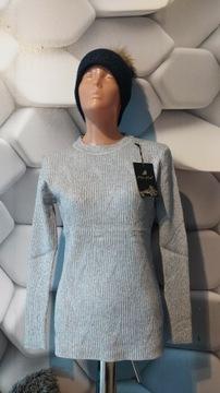 Sweterki prążkowane
