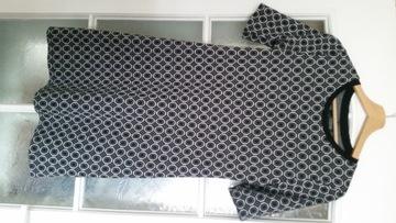 Sukienka Reserved S wzorzysta mini
