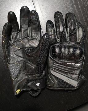 Перчатки мотоциклетные shima rush размер l, фото 0