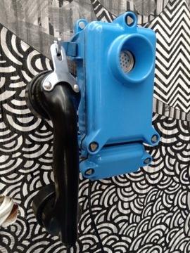 Домофон - переделанный майнинговый телефон