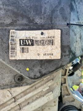 Двигатель k9kf64+ коробка renault nissan 1.5 dci 17r, фото 4