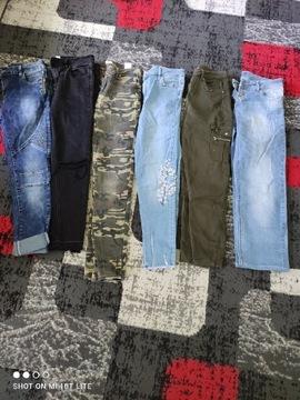 Zestaw ubrań XL spodnie,buzki, spodenki