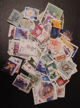 Почтовые марки 100 шт.