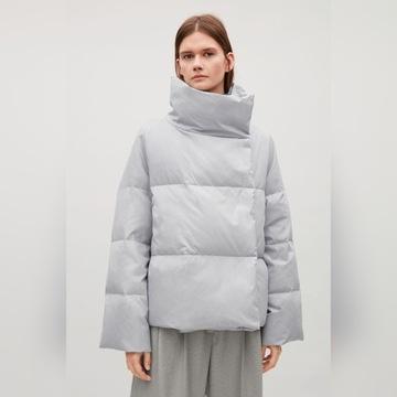 COS puchowa kurtka oversize w Kurtki damskie Modne kurtki