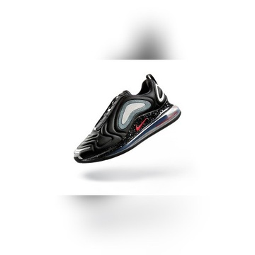 Buty Undercover x Nike Air Max 720 Red R.43