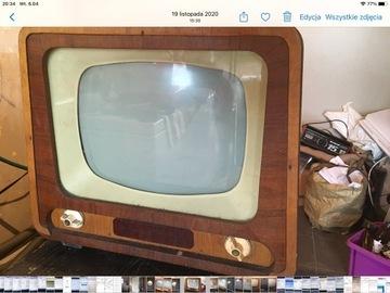 Антикварный телевизор