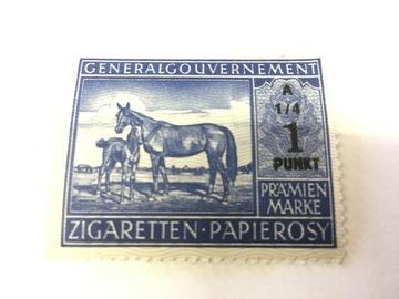 бонусная марка сигареты GG 1 балл
