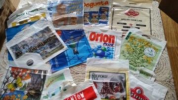 Старые полиэтиленовые пакеты, полиэтиленовые пакеты