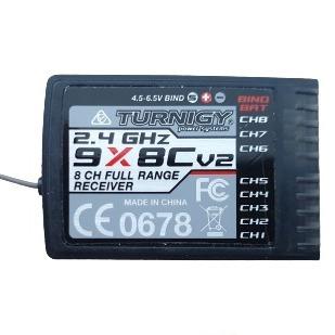 Приемник Turnigy 9x 2.4Ghz 8CH V2 Rc