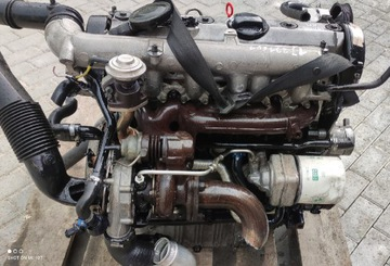 Двигатель комплектный volkswagen t4 2.5 tdi volkswagen lt 2, 5 tdi volvo, фото 1