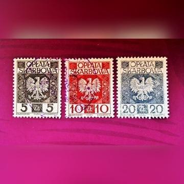 марки - гербовый сбор