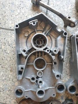 Двигатель запчасти romet мопедик 023 2 передачи, фото 3