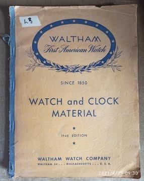 Waltham Часы и материал для часов