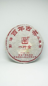 Чай Шу Пу-Эр 2011 145г.