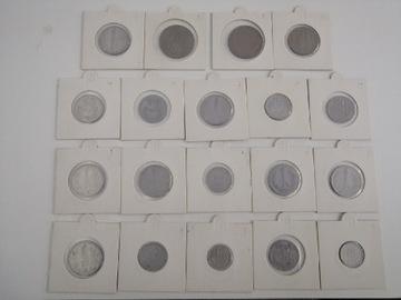 Набор монет 1949-1980 прл