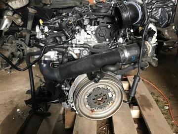 Двигатель комплектный dfh 2, 0 tdi volkswagen skoda seat, фото 1