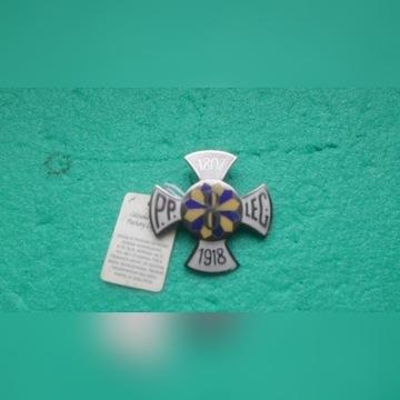 Знак 8-го пехотного полка легиона