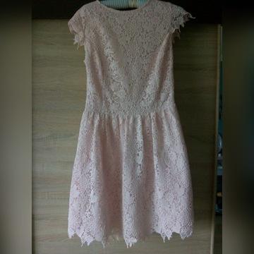 sukienka dziecięca zara wodorosty