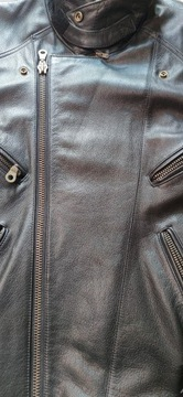 Кожанная куртка мотоциклетная ixs szfajcarska, фото 8