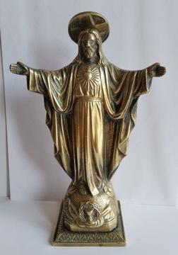 Статуэтка Иисуса из латуни