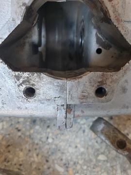 Двигатель запчасти romet мопедик 023 2 передачи, фото 8