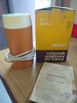 Кофемолка Predom Niewiadów PRL тип 630