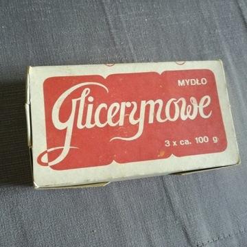 Глицериновое мыло 1984 г.