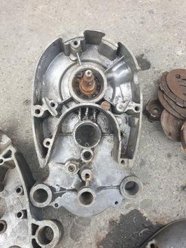 Двигатель запчасти romet мопедик komar kadet 003, фото 6