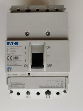 Силовой выключатель-разъединитель Eaton N1-160 160A