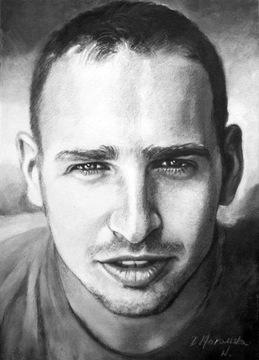 Индивидуальный портрет по фотографии