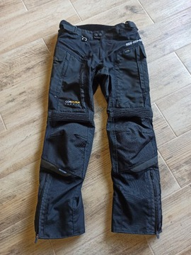 Штаны мотоциклетные shima hero pants black, фото 0