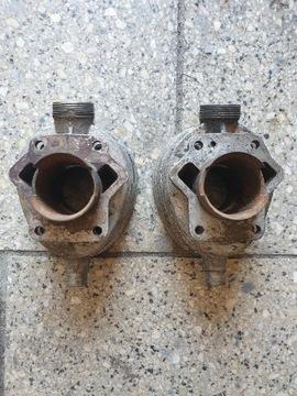 Цилиндр двигатель запчасти romet мопедик komar g12, фото 1