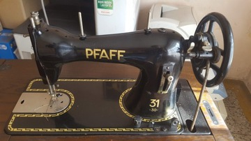 Старая швейная машина PFAFF