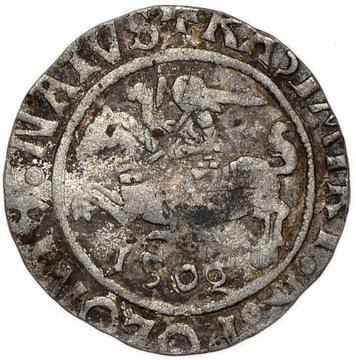 Зигмунт I Старый, Грош 1504, Глогув-раритет-