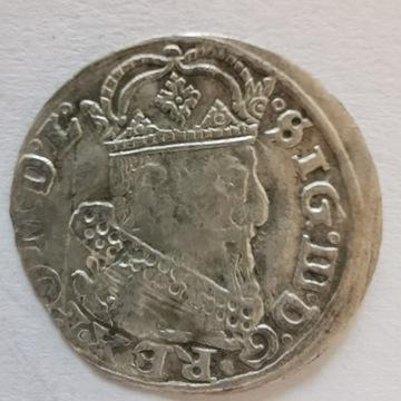 Грош 1626 Вильнюс Зигмунт III Ваза (R4)