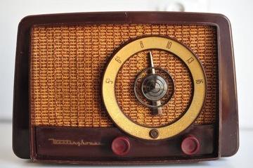 Ламповая радиостанция Old Westinghouse H-338T5U