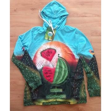 NOWA bluza z kapturem Aloha from Deer r. M unisex