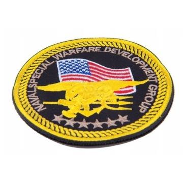 Naszywka emblemat NAVY SEALS Naval Special RZEP