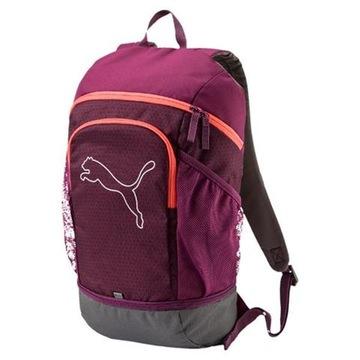 Plecak Puma Echo fioletowy 74396 07