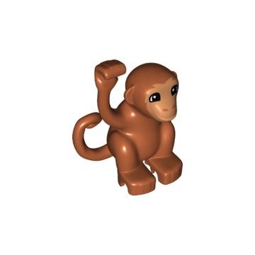 Lego Duplo Małpa Małpka NOWA! 6263610