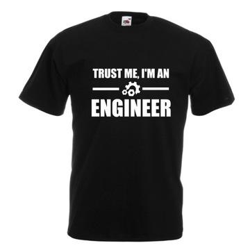 Koszulka męska TRUST ME, I'M AN ENGINEER r XXL