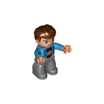 Lego Duplo Ludzik Chłopiec NOWY! 6273519