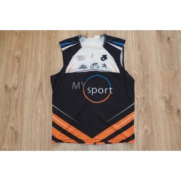 Triathlon Koszulka sportowa 3XL