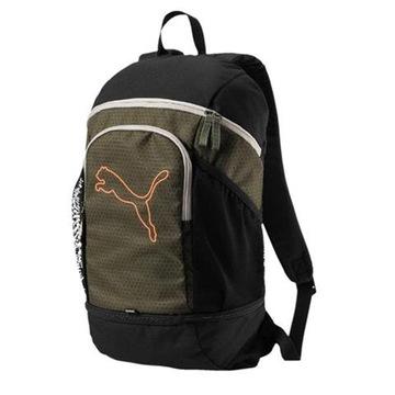 Plecak Puma Echo czarno-oliwkowy 74396 09
