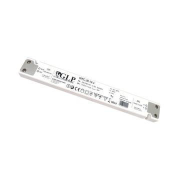 ZASILACZ GLP TYPU SLIM GTPC-30-12-S 30W 2,5A 12V