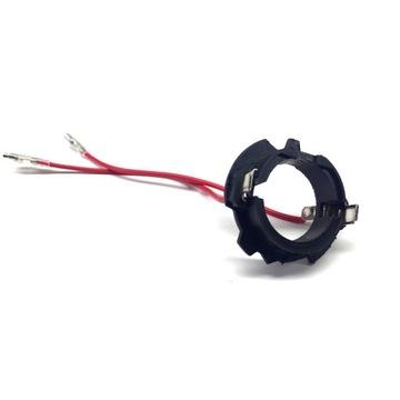 Adapter montażowy LED H7 AM16 VW GOLF 5 V JETTA