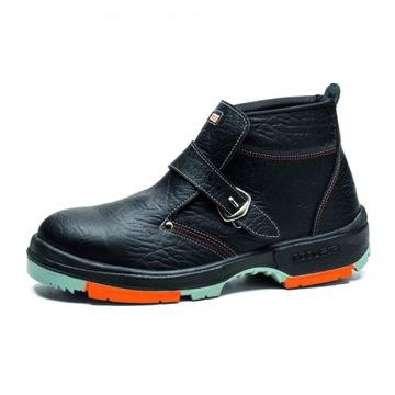 Mocne buty spawalnicze ochronne ROBUSTA PINO R43