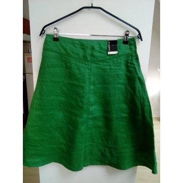 Spódnica zielona, 38 (M), Atmosphere, ramia