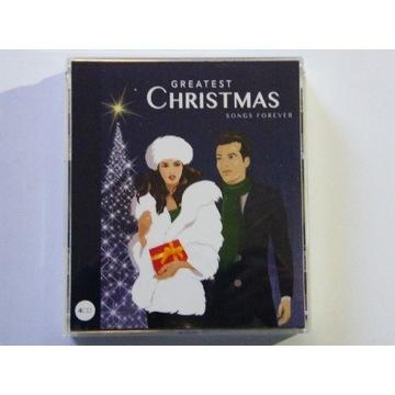 GREATEST CHRISTMAS Songs Forever 3 CD