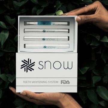 PROMOCJA!! SNOW - zestaw do wybielania zębów